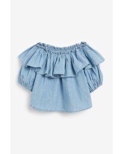 Стильна блуза для дівчинки