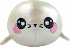 Ароматна м'яка іграшка - ТЮЛЕНЬ СНІЖОК (9 см), Squeezamals SQS00867SN