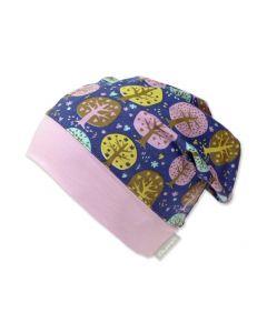 Трикотажна шапочка для дівчинки, 9085