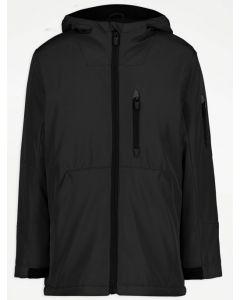Спортивна куртка з флісовою підкладкою для хлопчика