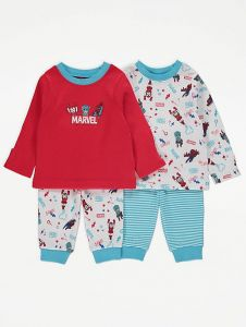 Набор пижам для ребенка 2 шт.