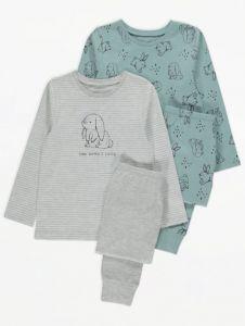 Набір піжам для дитини 2 шт.