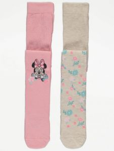 "Набір колготок ""Minnie Mouse"" (2 шт.)"