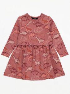 Трикотажное платье для девочки от George