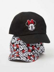 """Стильна кепка """"Minnie Mouse"""" 1 шт. (чорна )"""