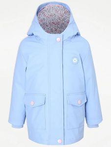 Куртка-дощовик 3 в 1 для дівчинки