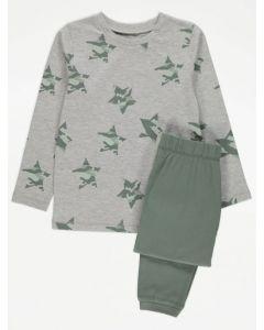 Трикотажна піжама для хлопчика