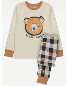 Подарункова трикотажна піжама для хлопчика