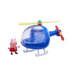 """Ігровий набір - """"Гелікоптер Пеппі"""", Peppa Pig 06388"""