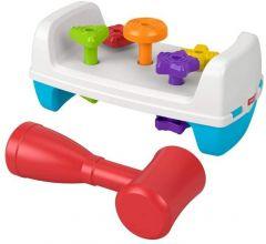 """Розвиваюча іграшка з молоточком """"Tap&Turn Bench"""", Fisher-Price GJW05"""
