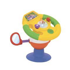 Іграшка на присоску - РОЗУМНЕ КЕРМО (український), Kiddieland 058305