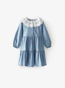 Плаття для дівчинки від Zara
