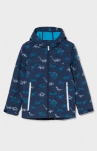 Куртка-дощовик з флісовою підкладкою для хлопчика