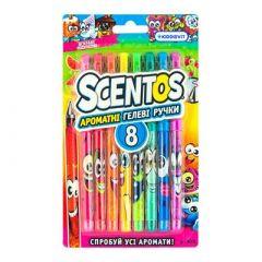 Набір ароматних гелевих ручок Scentos Феєрія ароматів (41203)