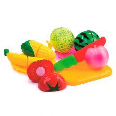 """Набір іграшок """"Фрукти і овочі"""", BeBeLino 58079"""