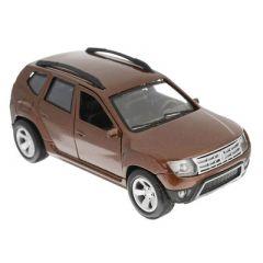 Автомобіль  Технопарк Renault Duster-M 1:32 коричневий (DUSTER-MBr)
