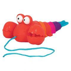Іграшка-каталка на мотузочці - ОМАР КЛАЦ-ШЕЛТОН, Battat BX1644Z