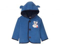 Вельветова, легка куртка для хлопчика