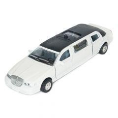 Автомобіль Технопарк Лімузин білий (SL970WN)