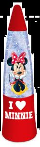 """Оригінальний нічник """"Minnie""""-15 см.(червоний), Disney mid402544"""