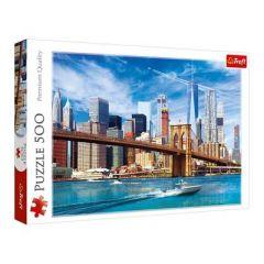 """Пазли """"Вид на Нью-Йорк """", Trefl 37331"""