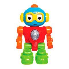"""Інтерактивна іграшка """"Мій перший робот: вивчаємо емоції"""", BeBeLino 58163"""