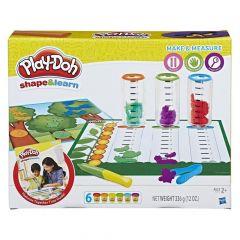 """Ігровий набір """"Зроби і виміряй"""" Ліпи і вивчай Play-Doh B9016 (російською)"""