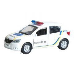 Автомобіль  Технопарк Renault Sandero Поліція інерційна (SB-17-61-RS(P))