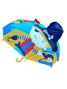 "Дитяча парасоля з 3D вушками ""Пірат"""