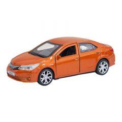 Автомобіль  Технопарк Toyota Corolla помаранчева (COROLLA-GD(FOB)