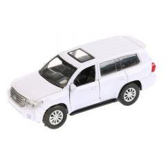 Автомодель Technopark Toyota Land cruiser (CRUISER-WT (FOB)