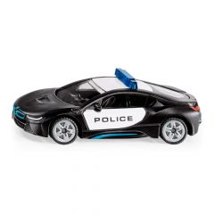 """Поліцейська машина """"BMW i8"""" 1:55, Siku 1533"""