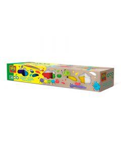 Гуаш Ses Creative Еко Яскраві кольори 6 кольорів (24928S)