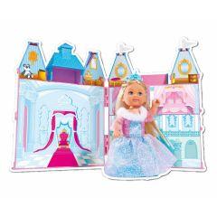"""Ігровий набір """"Замок принцеси Evi"""" з лялькою, Simba, 105732301"""