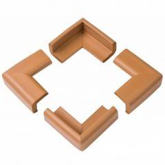 Захист для кутів BabyOno 949 (коричневий)