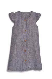 Літнє плаття-трапеція для дівчинки від Next