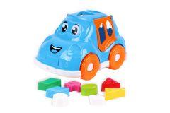 """Розвиваюча іграшка """"Автомобіль-сортер"""" (синій), ТехноК 5927"""