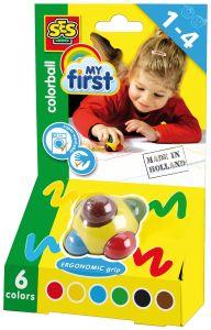 """ОлІвець-кулька серії """"My first"""" - Чарівна кулька, SES Creative 00242S"""