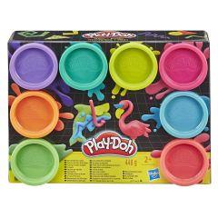 Набір пластиліну (8 баночок) Play Doh E5063/E5044