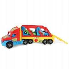 Перевізник з авто-купе Wader Super Truck 36640