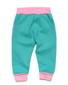 Трикотажні штани для дівчинки, 10547