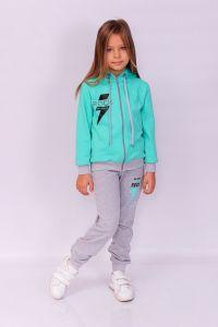 Трикотажний костюм для дівчинки, 6018-023-33-5-v1