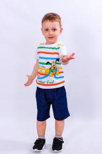 """Футболка для хлопчика """"Goofy/Гуфі"""", 6021-2-v1"""