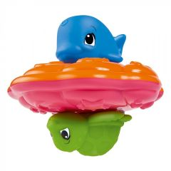 """Іграшка для ванної """"Карусель"""" з бризкалками, Simba 104010004"""