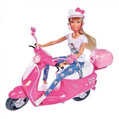"Лялька Штеффі Hello Kitty ""Прогулянка на скутері"", Steffi Love 109283024"