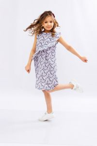 Стильне плаття для дівчинки, 6101-077-v1