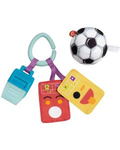 """Набір іграшок """"Футбольний фанат"""", Fisher-Price GRT94"""