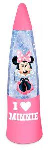 """Оригінальний нічник """"Minnie""""-15см.( рожевий), Disney mid402544"""