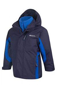 Демисезонна куртка 3-в-1 для хлопчика