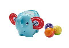 """Ігровий набір """"Слоник-неваляшка з кульками"""", Fisher-Price DYW57"""